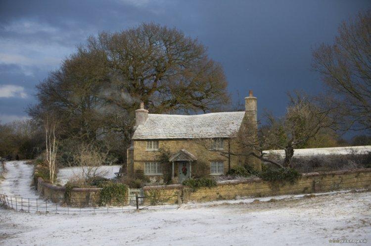 Ngôi nhà trong phim The holiday