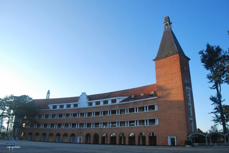 Lycée Yersin xưa 2