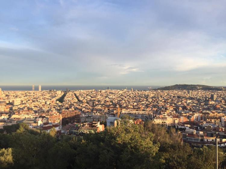 Góc nhìn từ đồi 3 Chữ thập (1)