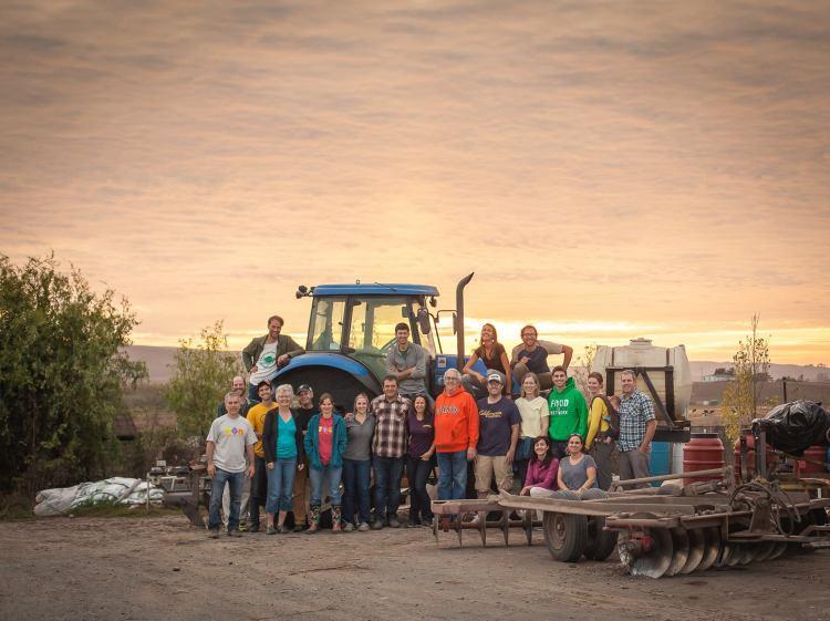 Bloomfield Organics Team Photo